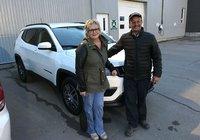 M.Jacques Pépin et Mme Jocelyne Lavoie Très bel accueil, excellent service. Nous sommes très contents de notre achat chez Garage Windsor!!!!