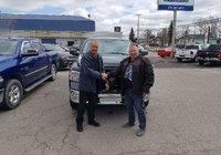 Merci à M. Frédéric Lavoie ainsi qu'à sa conjointe pour l'achat de leur 2 véhicules.