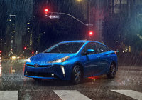 La Toyota Prius 2019 aura la traction intégrale