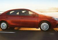 Toyota Corolla 2015 - Redorer son blason