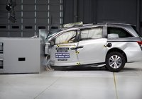 La sécurité de la Honda Odyssey parmi les meilleures de sa catégorie