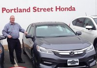 It was a good experience and I recommend Portland Street Honda to anyone that is looking for a new car.