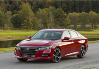 2018 Honda Accord: the magic of turbocharging