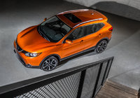 The all-new 2017 Nissan Qashqai unveiled in Detroit