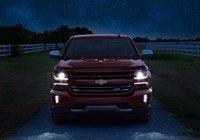 2017 Chevrolet Silverado: Rugged Refinement
