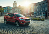 2017 Ford Escape : The Number 1 Compact SUV