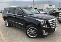 Pre-loved 2016 Cadillac Escalade Platinum