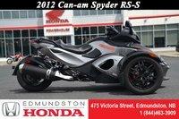 Can-Am Spyder RSS 2012