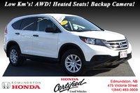 Honda CR-V LX - AWD 2014