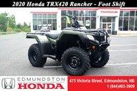 2020 Honda TRX420 Rancher - Foot Shift