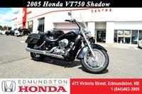 2005 Honda VT750 Shadow