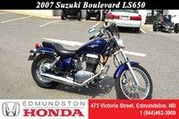 2007 Suzuki Boulevard LS650