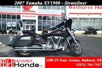Yamaha XV1900 Stratoliner 2007