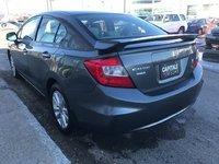 Honda Civic EX*AUTOM*TOIT*MAG*NOUVEAU+PHOTOS A VENIR 2012