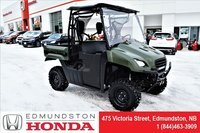 Honda MUV700 Big Red 700cc 4wd 2012
