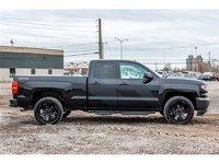 Chevrolet Silverado 1500 4WD DOUBLE CAB EDITION BLACK OPS 2017