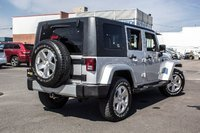 Jeep WRANGLER UNLIMITED SAHARA Unlimited Sahara 2008