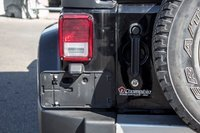 2014 Jeep WRANGLER UNLIMITED SAHARA Sahara