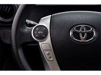 2012 Toyota Prius C Technology