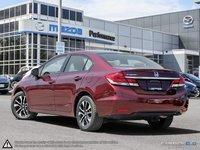 Honda Civic Sdn EX 2013