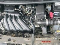 2014 Nissan Versa Note SV Manual