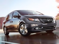 Honda Odyssey 2016 : luxe et confort en plus de l'espace