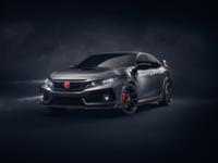 La Honda Civic Type R 2017 s'approche à grand pas