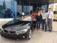 Ma nouvelle BMW 428i Cabriolet 2016