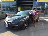 Love my new Acura TLX