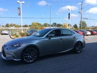 New Lexus IS *Sales Department*