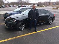 Love my new Lexus