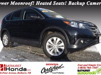2014 Honda CR-V EX AWD LOW MILEAGE!! 1-Owner! No Accident! Honda Certified! Power Moonroof! Heated Seats! Backup Camera!
