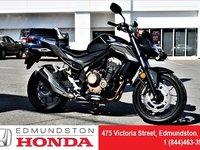 2016 Honda CB500FAG  New Arrival