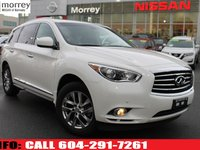 2015 Infiniti QX60 PREMIUM LOW KMS NO ACCIDENTS WOW CHECK OUT THE LOW KMS!