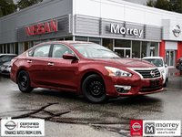2013 Nissan Altima 2.5 SV * Backup Camera, Alloy Wheels, Moonroof! Local BC Car, One Owner, No Collisions, Low KM!
