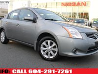 2011 Nissan Sentra AUTO NEW TIRES GREAT ON GAS!
