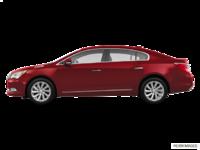 2016 Buick LaCrosse LEATHER | Photo 1 | Deep Garnet Metallic