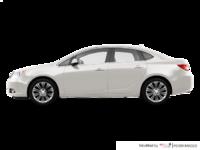 2016 Buick Verano LEATHER | Photo 1 | White Diamond Tricoat