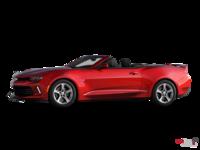 2016 Chevrolet Camaro convertible 1LT | Photo 1 | Garnet Red
