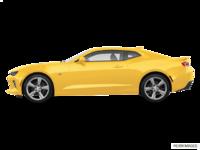 2016 Chevrolet Camaro coupe 1SS | Photo 1 | Bright Yellow