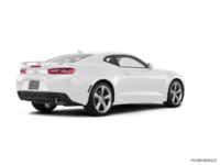 2016 Chevrolet Camaro coupe 1SS | Photo 2 | Summit White