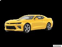 2016 Chevrolet Camaro coupe 1SS | Photo 3 | Bright Yellow