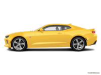 2016 Chevrolet Camaro coupe 2SS | Photo 1 | Bright Yellow