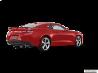 2016 Chevrolet Camaro coupe 2SS | Photo 2 | Garnet Red