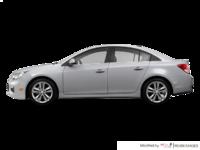2016 Chevrolet Cruze Limited LTZ   Photo 1   Silver Ice Metallic