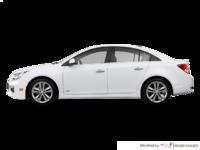 2016 Chevrolet Cruze Limited LTZ   Photo 1   Summit White.