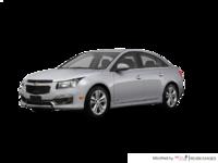 2016 Chevrolet Cruze Limited LTZ   Photo 3   Silver Ice Metallic
