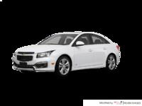 2016 Chevrolet Cruze Limited LTZ   Photo 3   Summit White.