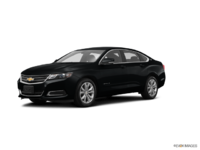 2016 Chevrolet Impala 2LT | Photo 3 | Black