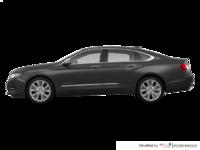 2016 Chevrolet Impala LTZ | Photo 1 | Heather Grey Metallic